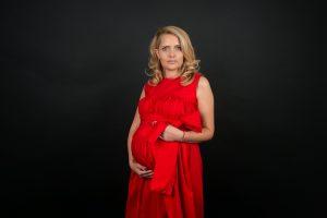бременност фотосесия