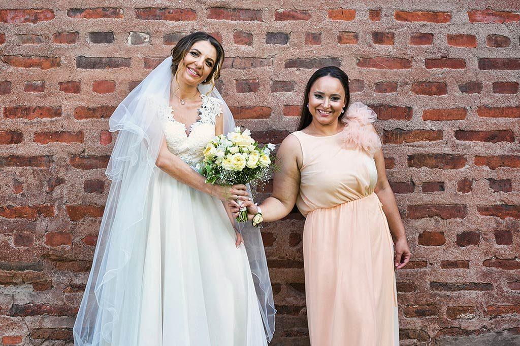 артистична сватбена фотосесия, професионален фотограф