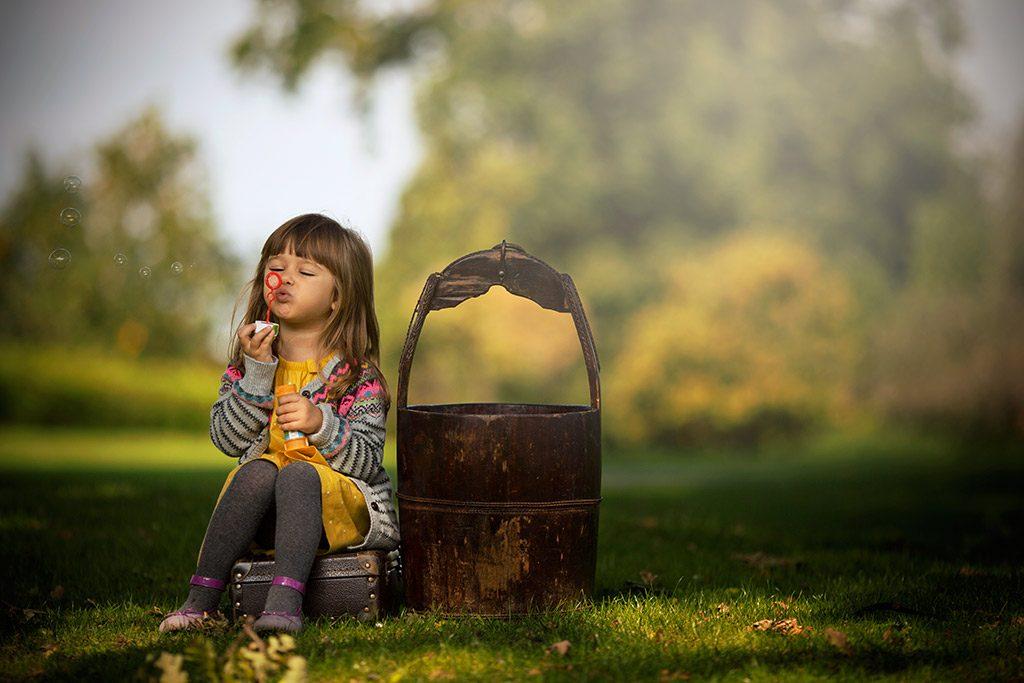 художествена детска фотография, фотосесия деца