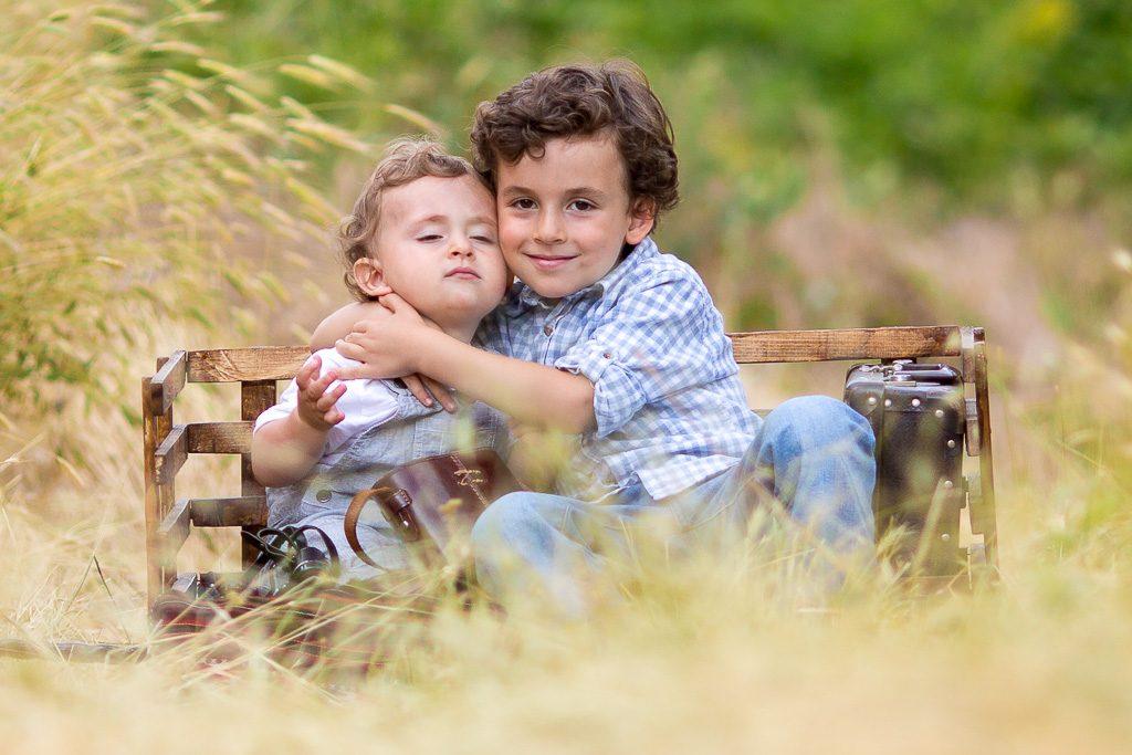 снимка на деца