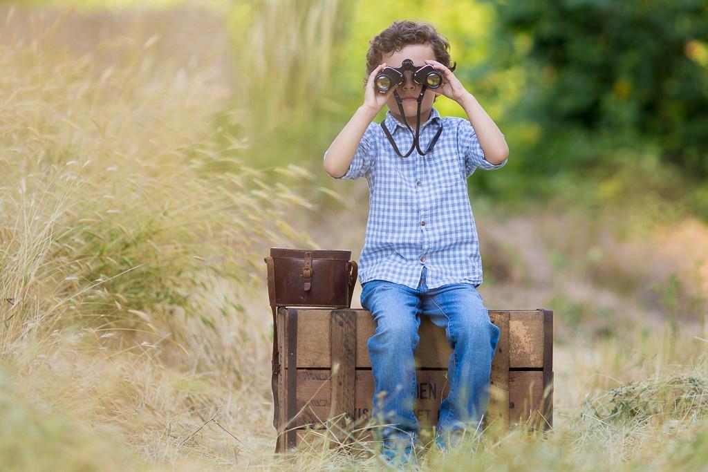 снимка на дете