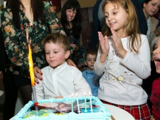 фотограф за детско парти