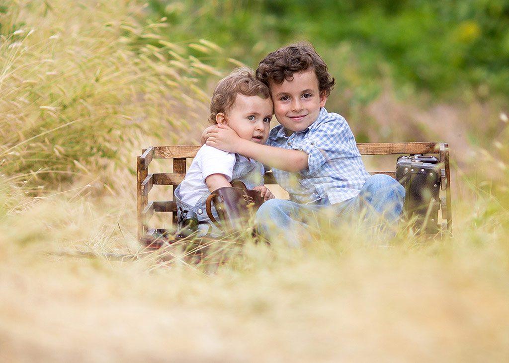 детска фотосесия, снимки на открито