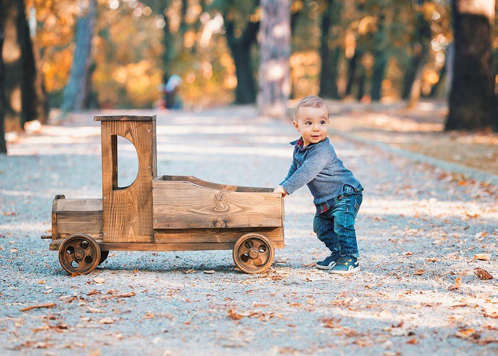 детска фотография, фотосесия в парка