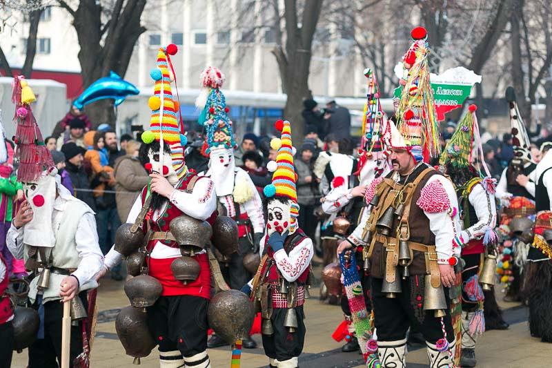 фотограф за карнавал сурва