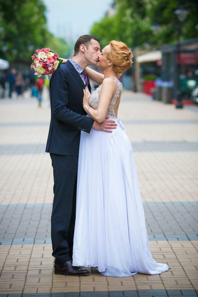 Сватбена Фотосесия Витошка