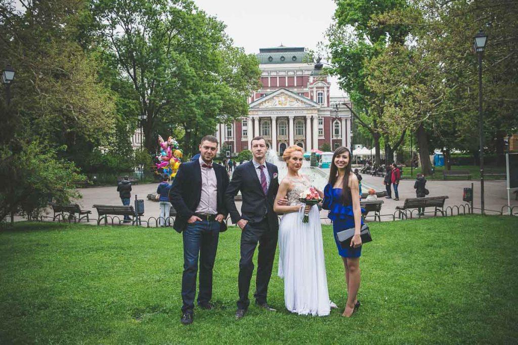 Сватбена Фотосесия професионална