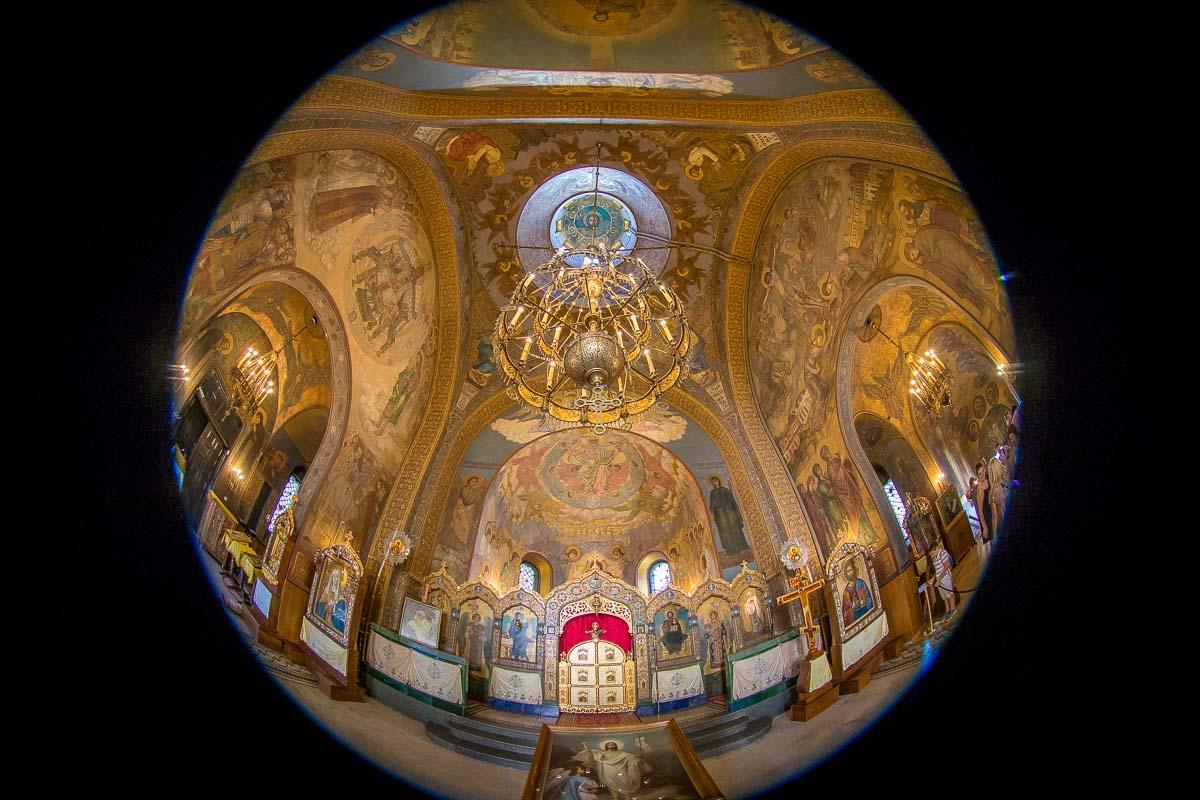 zasnemane na krushtene v ruskata curkva sofia