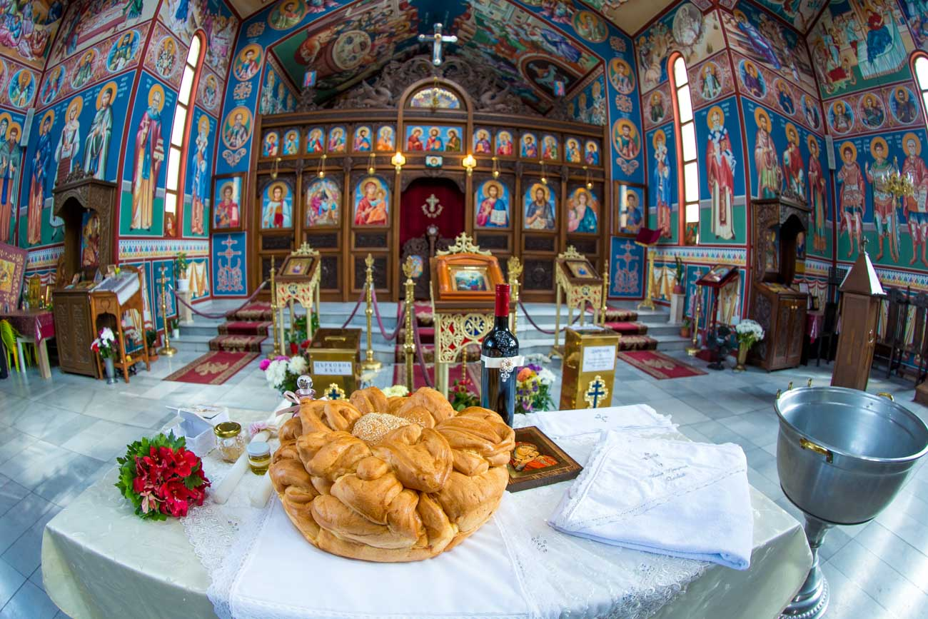 фотограф за заснемане на кръщене софия