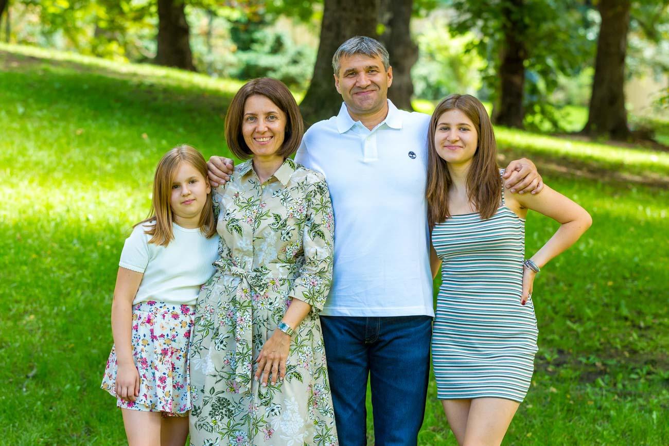 семейна фотосесия софия-