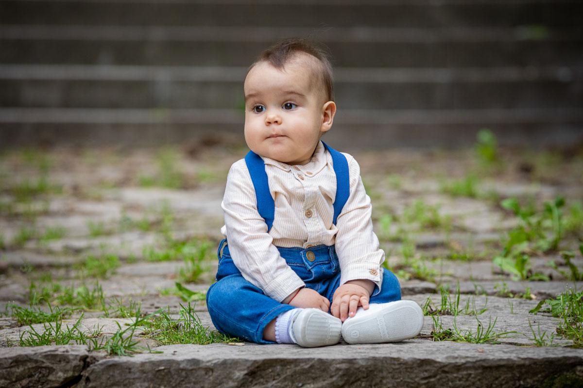 детска фотосесия на открито в софия