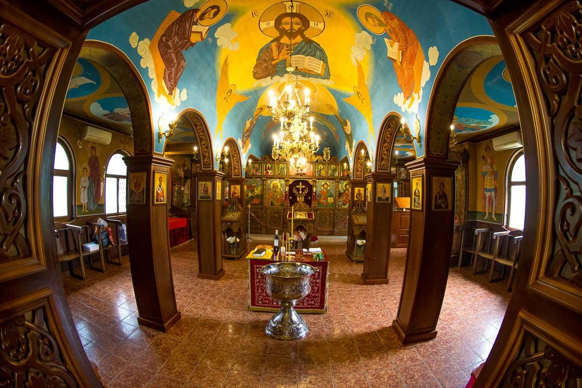 заснемане на кръщене в софия храм свети георги в горубляне